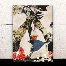 Beginning of Spring Acrylic Art Board