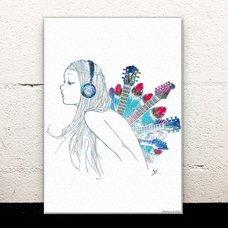 CDJ Acrylic Art Board