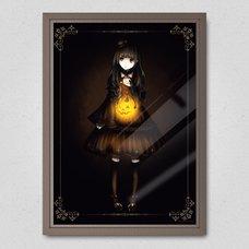 "Poster: Kazuharu Kina's ""Halloween with Gothic & Lolita"""