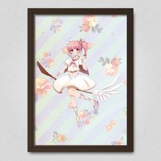 Magical Girl Pastel Poster