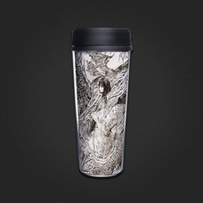 A Dragon and a Girl Tumblers