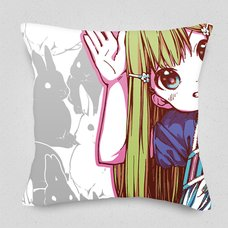 shimoe Kw's Illustrated Cushion Cover