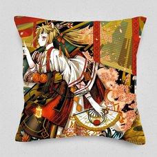 Sakura Petal Emaki Cushion Cover