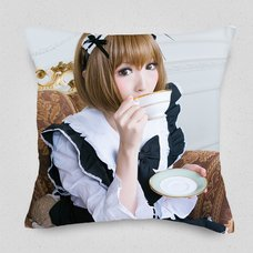 Regal Palace Maid Cushion Cover