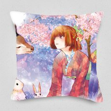 Fleeting Cushion Cover
