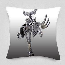 White Swan  Cushion Cover