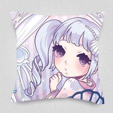 Mermaid Kimono Hime Cushion Cover