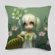 Insectivorous Plants Cushion Cover