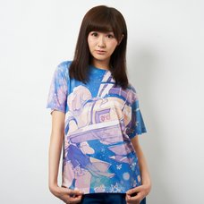 Satellite Full Graphic T-Shirts