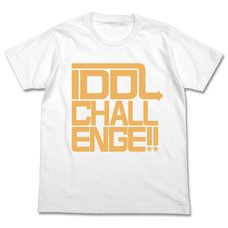 The Idolm@ster Cinderella Girls Idol Challenge Passion Ver. White T-Shirt