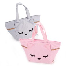 Pooh-chan Face Multi-Use Tote Bag