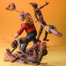 The Shaolin Cowboy Polystone and Diecast Figure