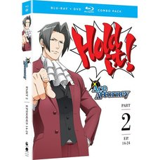 Ace Attorney: Part 2 Blu-ray/DVD Combo Pack