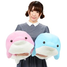 Hiyarin Iruka Dolphin Plush Collection (Big)