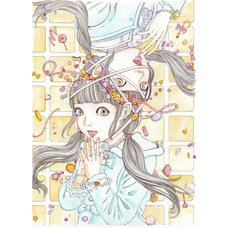 Shintaro Kago Shimai Ao Reproduction Art Print