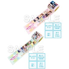 Love Live! Sunshine!! Memorial Masking Tape Collection