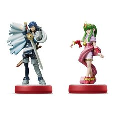Fire Emblem Tiki & Chrom amiibo set