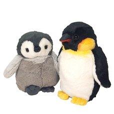 Fluffies Penguin Plush