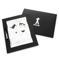 Astro Boy Design Drawing