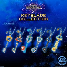 Kingdom Hearts Keyblade Collection Vol. 1