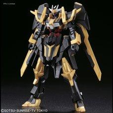 HGBF 1/144 Gundam Build Fighters Amazing Ready Gundam Schwarzritter