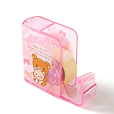 Rilakkuma Go Go School Tape Roll