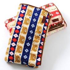 Rilakkuma Lap Blankets