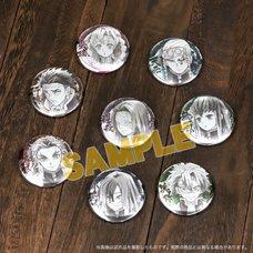 Demon Slayer: Kimetsu no Yaiba Ink Painting Style Character Badge Collection Vol. 3 Box Set