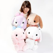Pote Usa Loppy Feminine Rabbit Plush Collection (Big)