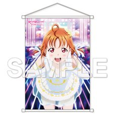 Love Live! Sunshine!! Chika Takami Ver. Thank You Friends!! B2 Tapestry