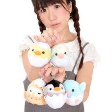 Tamago kara Kotori Tai Bird Plush Collection (Ball Chain)