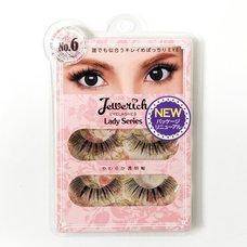Jewerich Pure Series Eyelashes No. 6