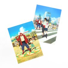 The Boy and the Beast Clear File Folder Set