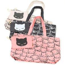 Gyu Gyu Pooh-chan Tote Bag