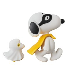 Ultra Detail Figure Peanuts Series 7: Halloween Costume Snoopy & Woodstock