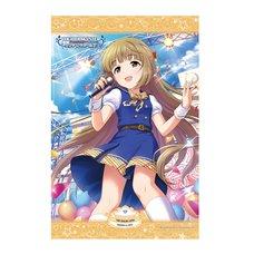 The Idolm@ster Cinderella Girls Yoshino Yorita B2-Size Tapestry