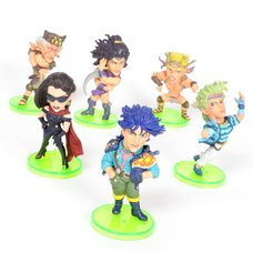 JoJo's Bizarre Adventure: Battle Tendency World Collectible Figure Vol .4