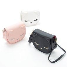 Pooh-chan Semicircle Shoulder Bags