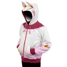 Monster Hunter X Mizutsune Armor Full-Zip Hoodie
