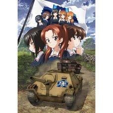 Girls und Panzer das Finale 2019 Desktop Calendar