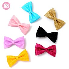 6%DOKIDOKI Big Ribbon Clip & Brooch (Sugar)