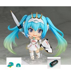 Good Smile Racing Personal Sponsorship 2015 Nendoroid Course (12,000JPY Level)