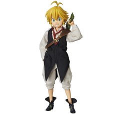 Real Action Heroes No.709: Meliodas | The Seven Deadly Sins