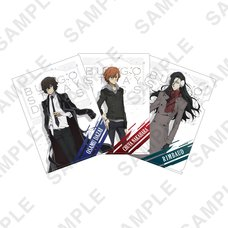 Bungo Stray Dogs Fifteen Years Old Ver. Clear File Set