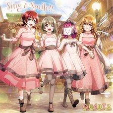 Love Live! Nijigasaki Academy School Idol Club QU4RTZ 1st Single CD