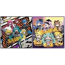 Vocaloid Series Halloween Mini Towel Collection