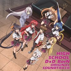 High School DxD BorN Original Soundtrack