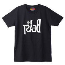 The Beast T-Shirt (Black x White)