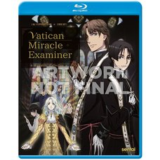 Vatican Miracle Examiner Complete Collection Blu-ray