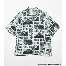 Attack on Titan R4G Photo Album Shirt